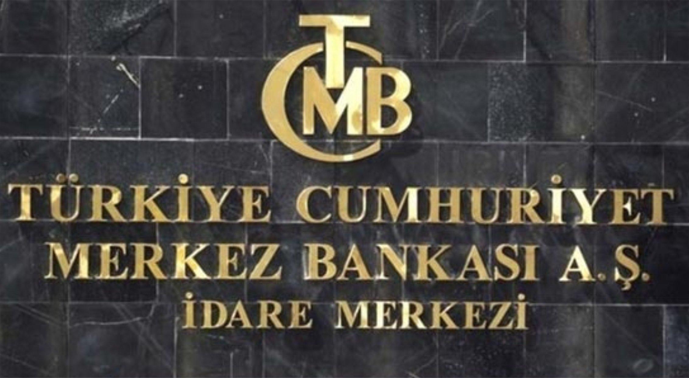 TC Merkez Bankası altın satışında birinci sırada
