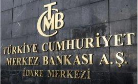 TC Merkez Bankası politika faizini değişmedi